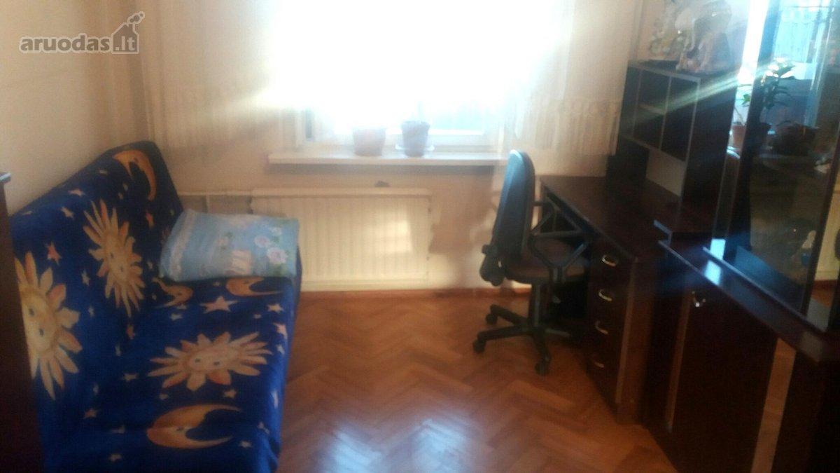 Vilnius, Pilaitė, Tolminkiemio g., kambario nuoma 3 kambarių bute