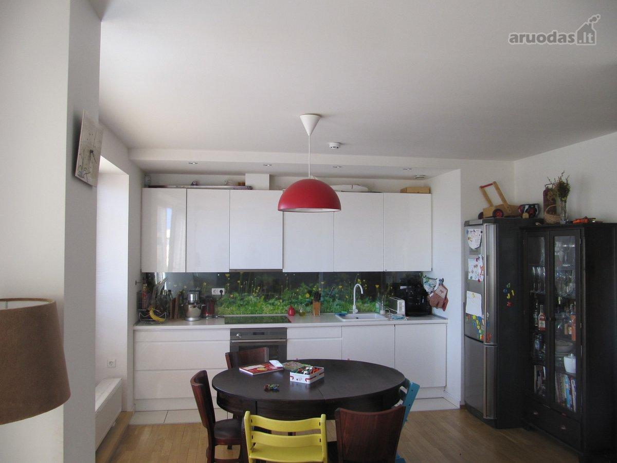 Vilnius, Santariškės, A. Šabaniausko g., 3 kambarių butas