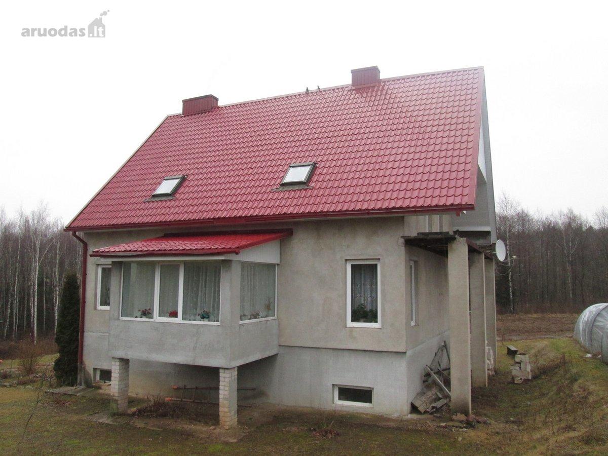 Elektrėnų sav., Geibonių k., blokinis namas