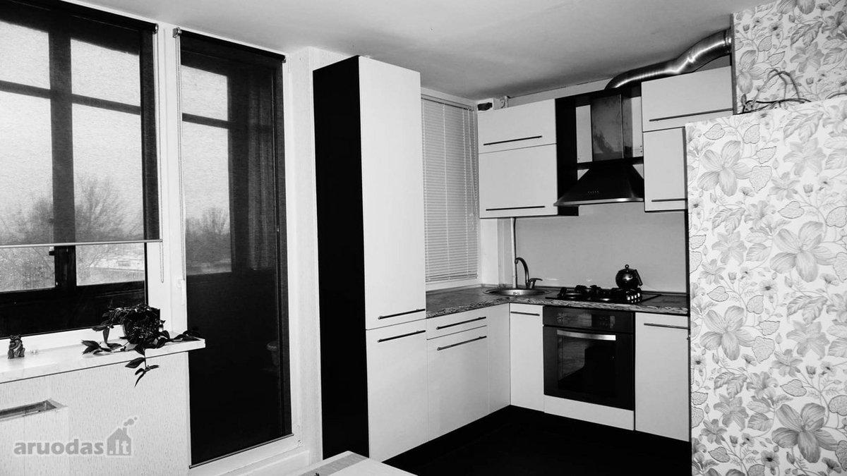 Vilnius, Antakalnis, Antakalnio g., 1 kambario butas