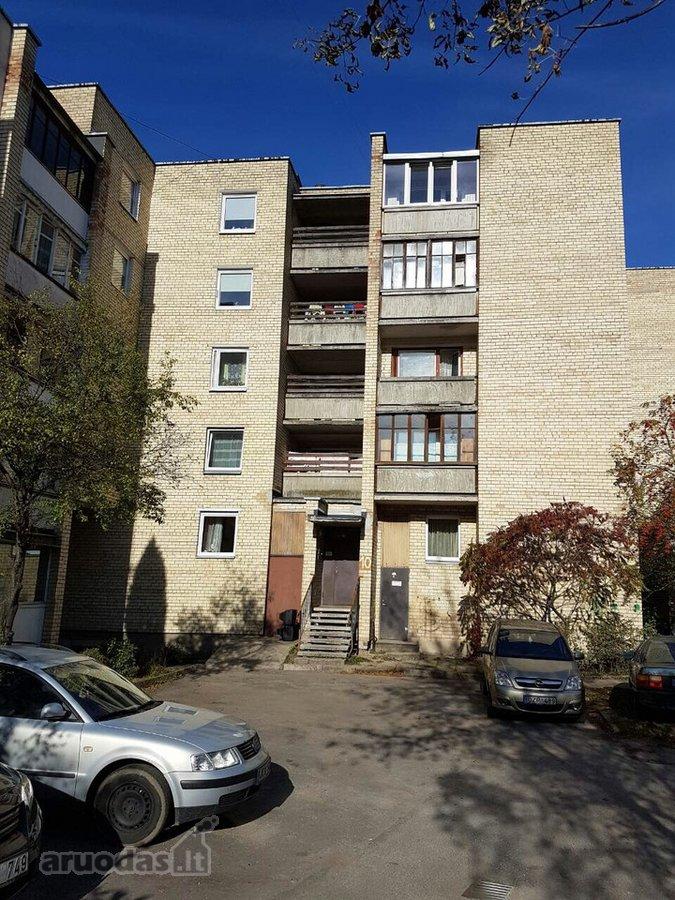 Vilnius, Naujininkai, Rudaminos g., 2 kambarių buto nuoma