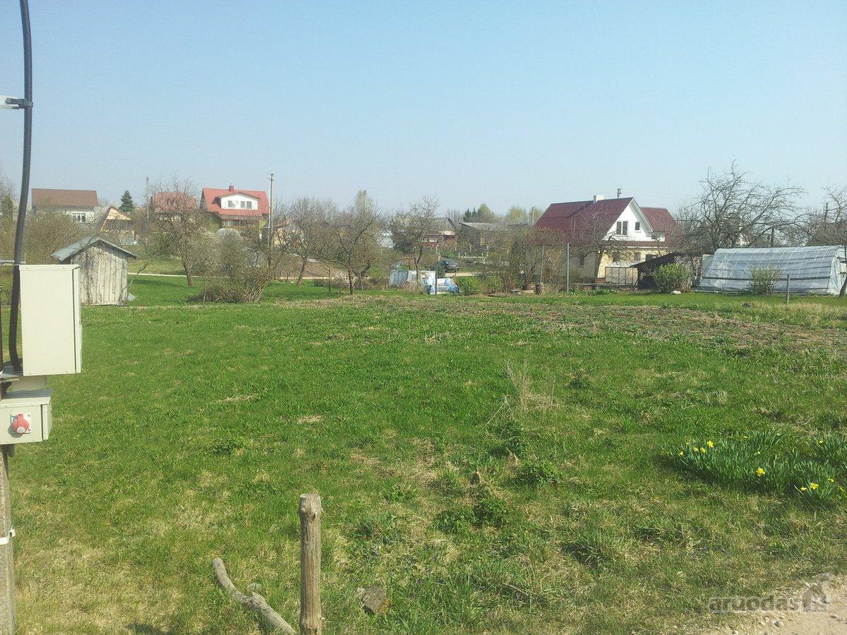 Molėtų m., Serbentų g., namų valdos, kolektyvinis sodas sklypas