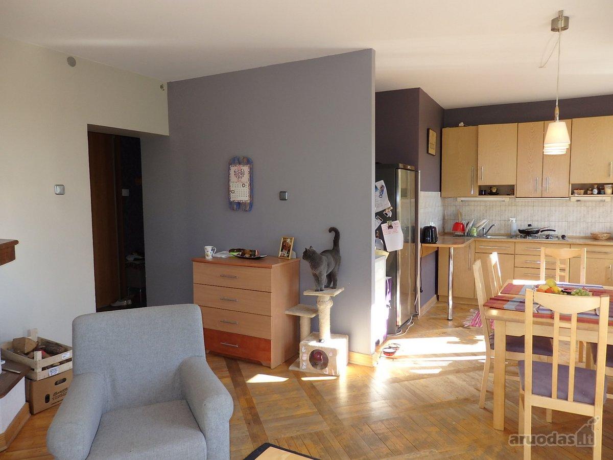 Šiauliai, Centras, Varpo g., 3 kambarių butas