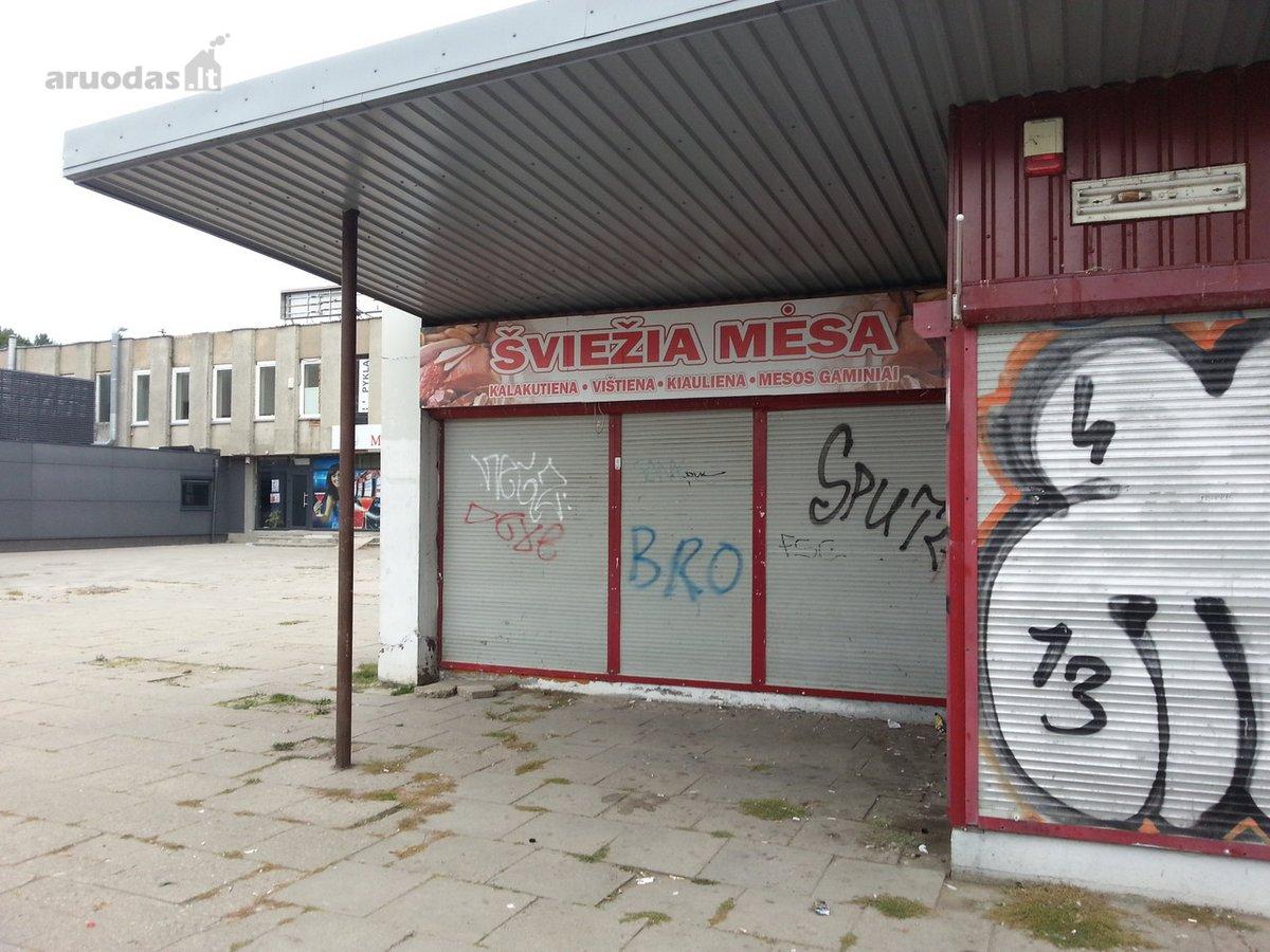 Vilnius, Lazdynai, Architektų g., biuro, prekybinės, paslaugų, sandėliavimo, gamybinės, maitinimo, kita paskirties patalpos nuomai