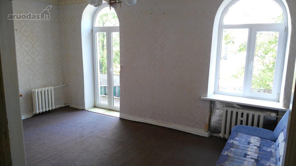 Klaipėda, Centras, Šaulių g., 2 kambarių butas