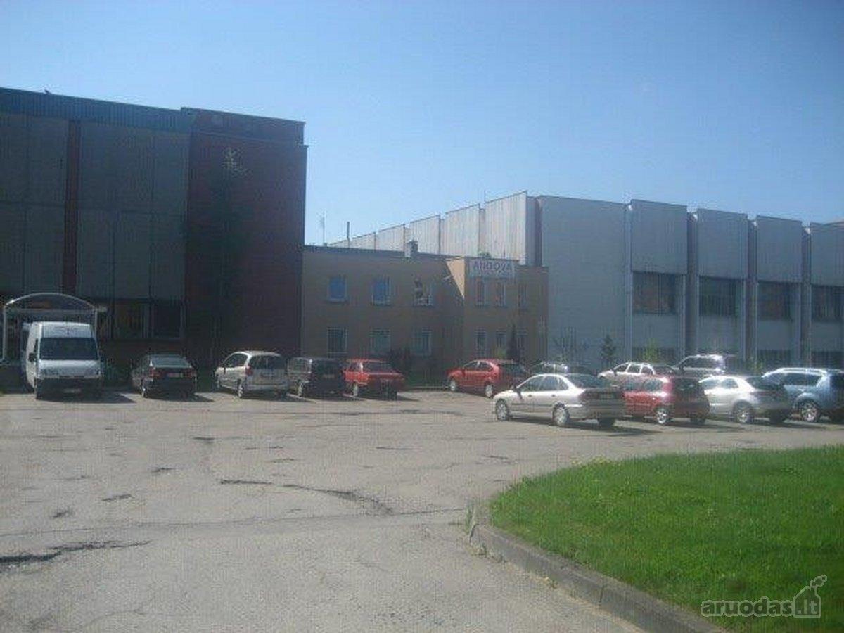 Vilnius, Fabijoniškės, Ateities g., biuro paskirties patalpos