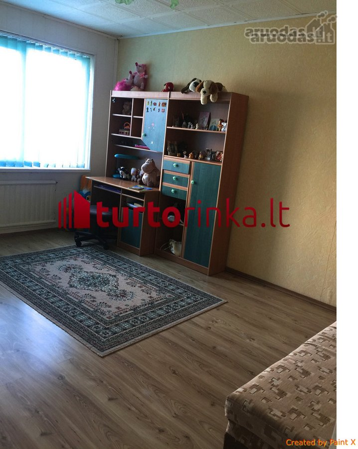 Kėdainių m., Liaudies g., 3 kambarių butas