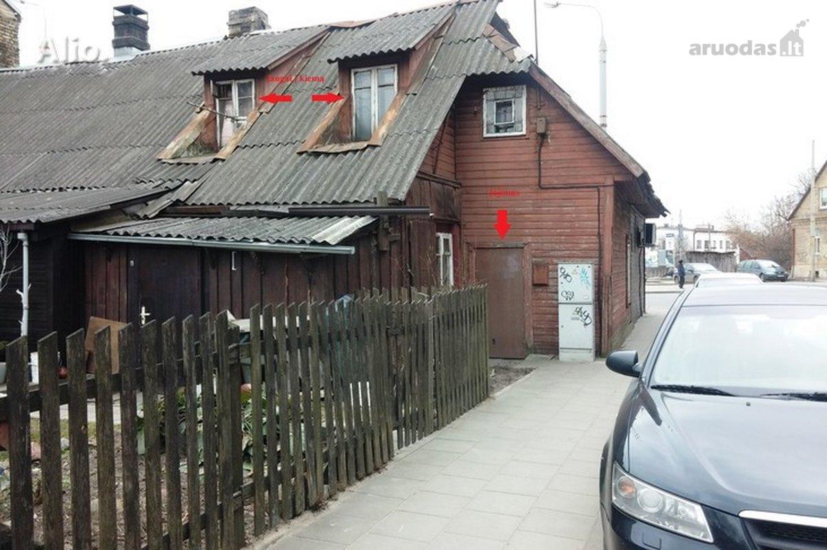 Vilnius, Žvėrynas, Sėlių g., biuro paskirties patalpos