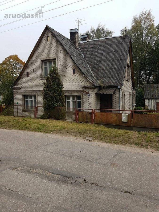 Kaunas, Vilijampolė, Kalnų g., mūrinis namas