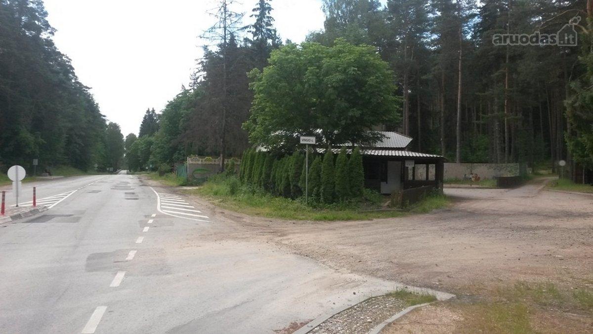 Šiaulių r. sav., Bubių k., komercinės paskirties sklypas