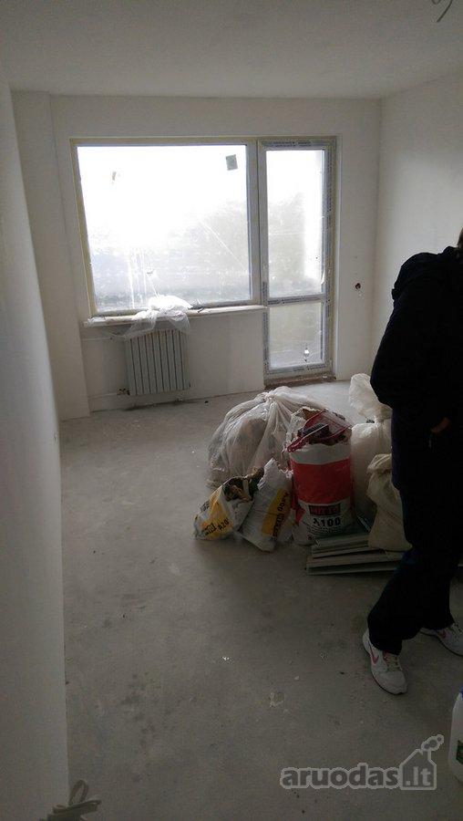 Panevėžys, Klaipėdos, Dariaus ir Girėno g., 3 kambarių butas
