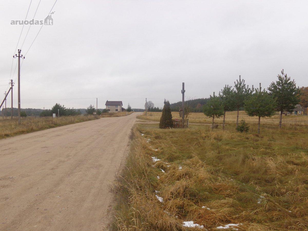 Vilniaus r. sav., Dėdoniškių k., žemės ūkio paskirties sklypas