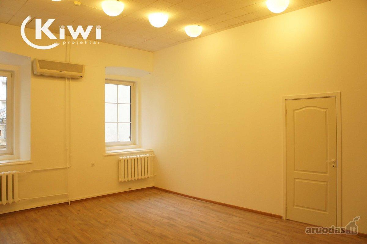 Vilnius, Senamiestis, Pylimo g., biuro, paslaugų paskirties patalpos nuomai