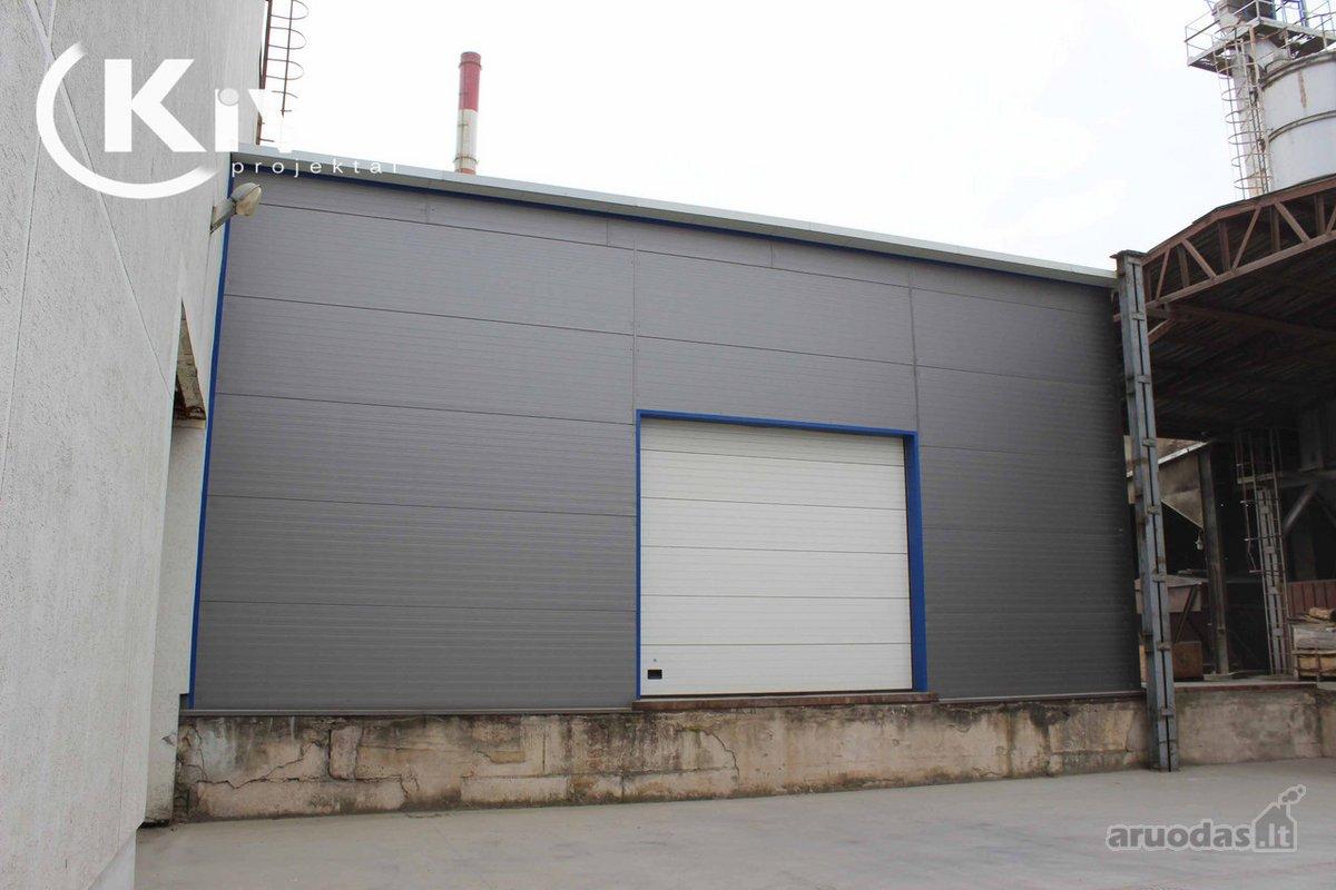 Vilnius, Žemieji Paneriai, Titnago g., biuro, prekybinės, sandėliavimo, gamybinės paskirties patalpos nuomai