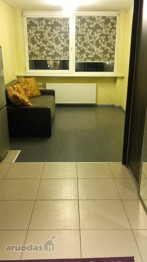 Vilnius, Žvėrynas, Studentų g., 1 kambario buto nuoma