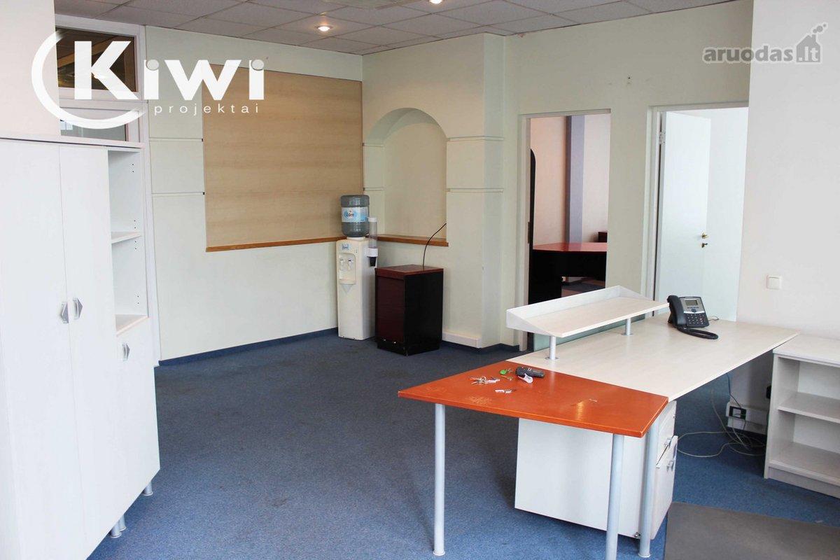 Vilnius, Naujamiestis, Naugarduko g., biuro, paslaugų paskirties patalpos nuomai
