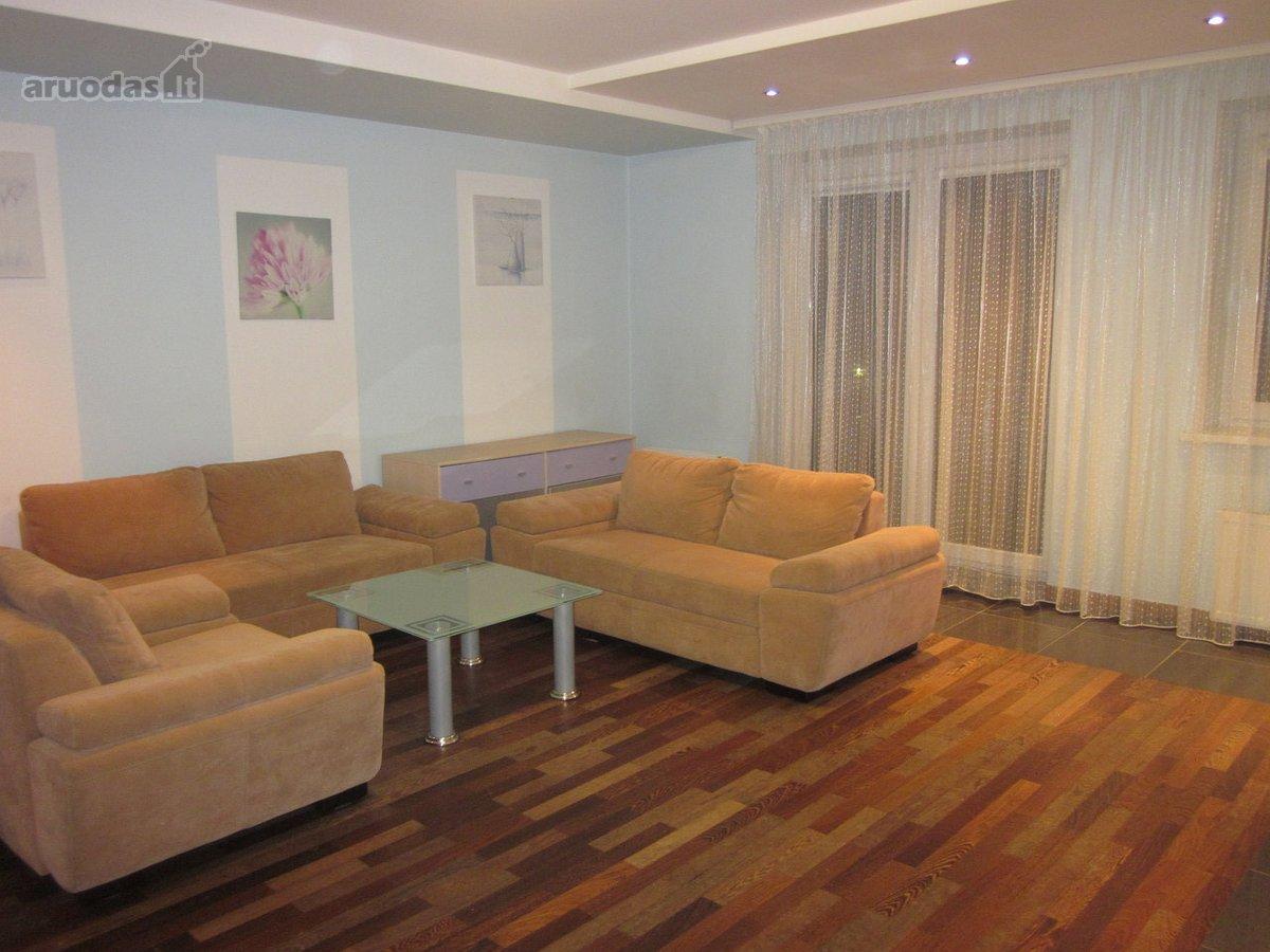 Vilnius, Lazdynai, Jonažolių g., 2 kambarių buto nuoma
