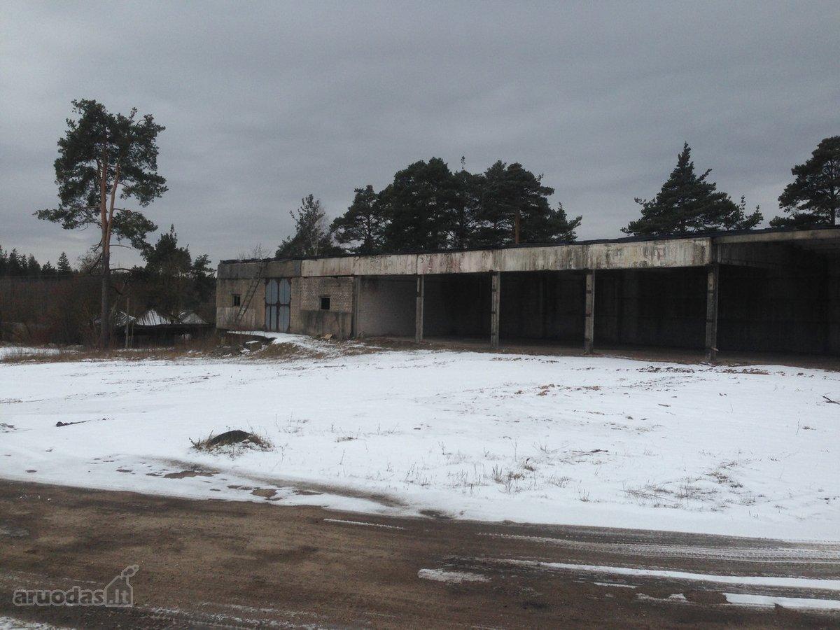 Vilniaus r. sav., Mostiškių k., Mokyklos g., sandėliavimo, gamybinės, kita paskirties patalpos