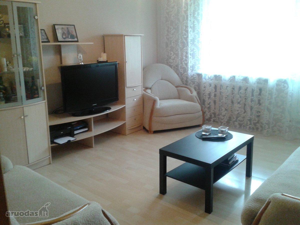 Kaunas, Dainava, Pietų g., 2 kambarių buto nuoma