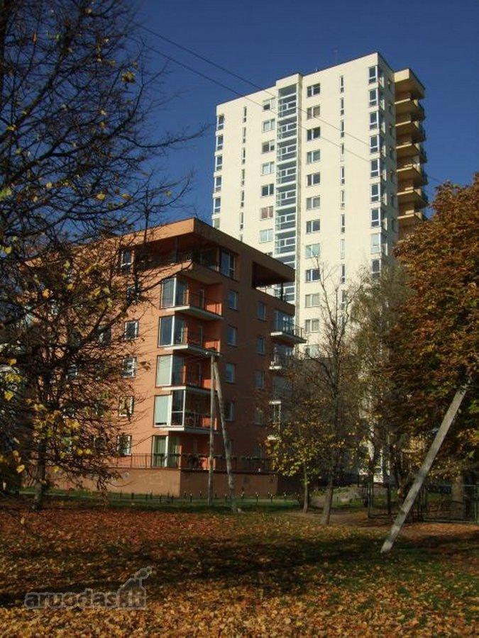 Vilnius, Žirmūnai, Minties g., 2 kambarių buto nuoma