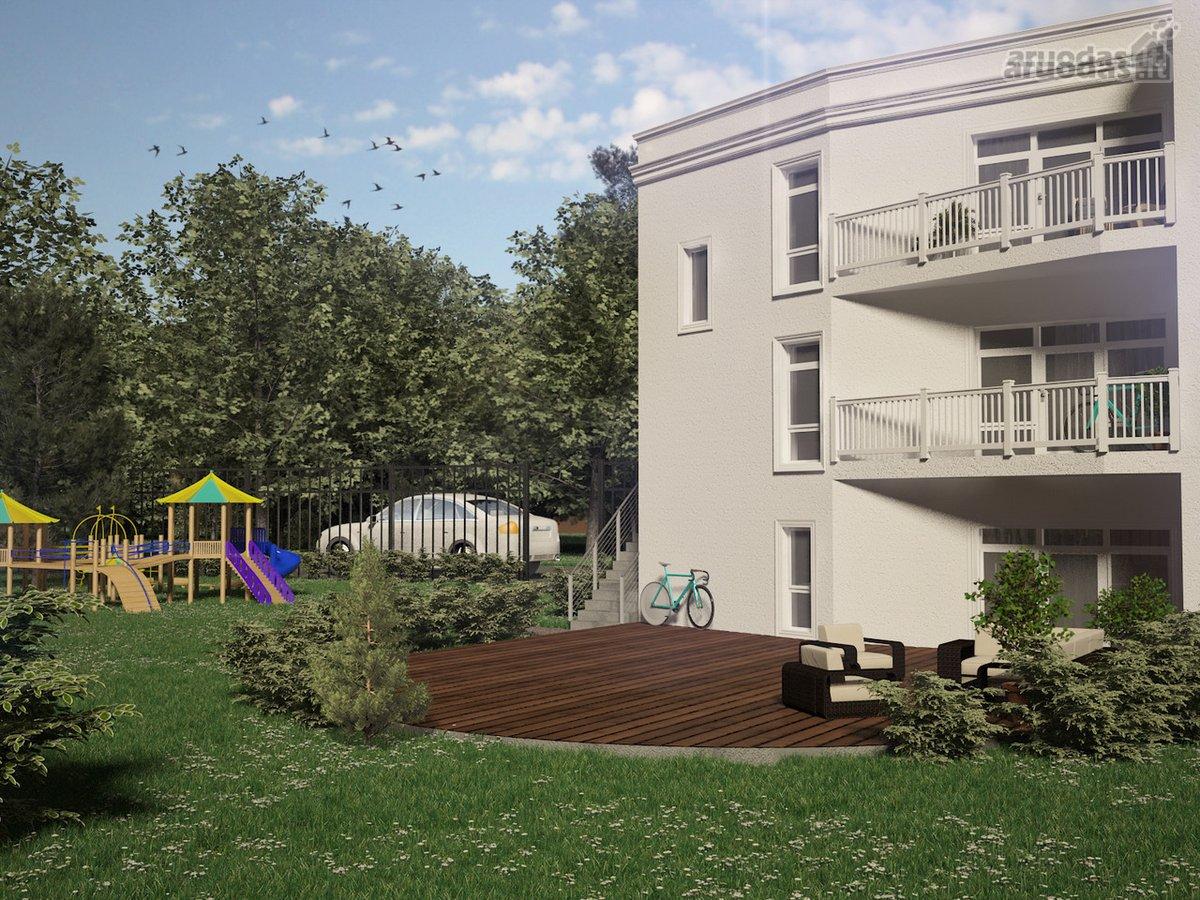 Vilnius, Žvėrynas, Paribio g., 4 kambarių butas