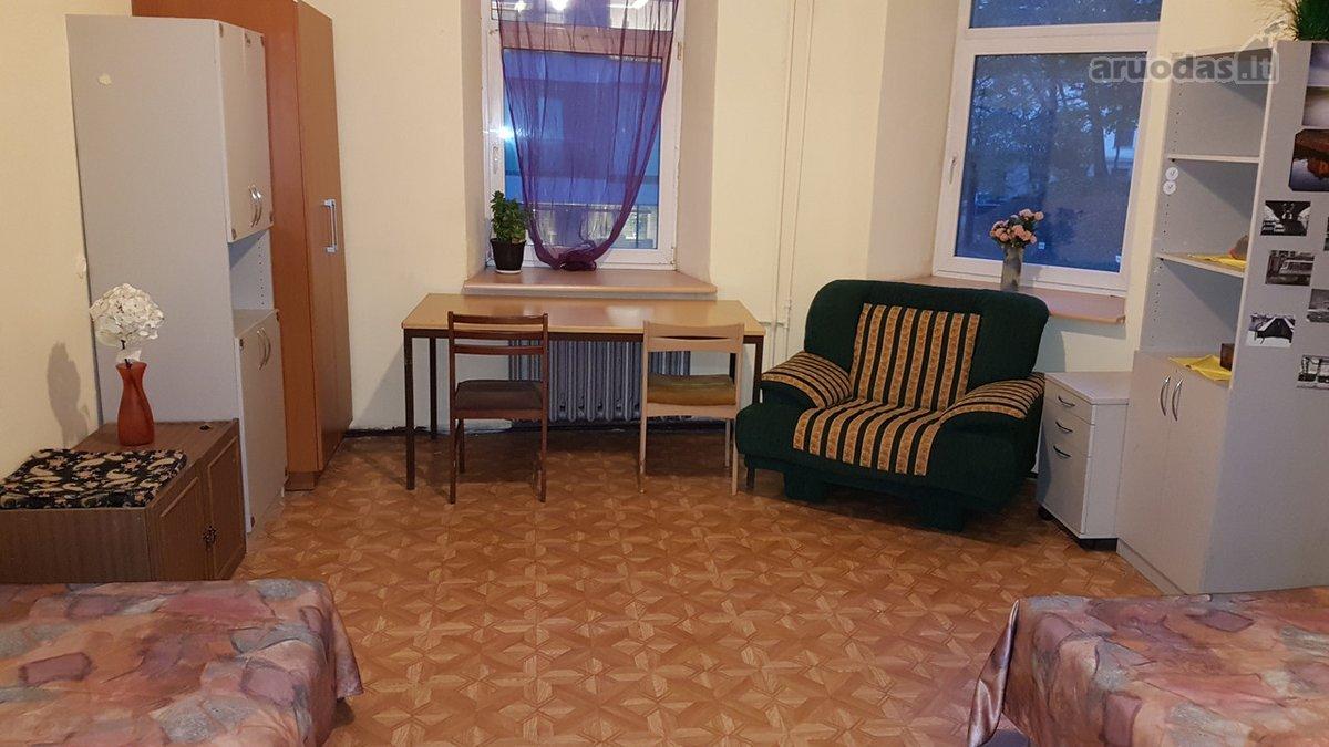 Vilnius, Naujamiestis, V. Mykolaičio-Putino g., 3 kambarių buto nuoma