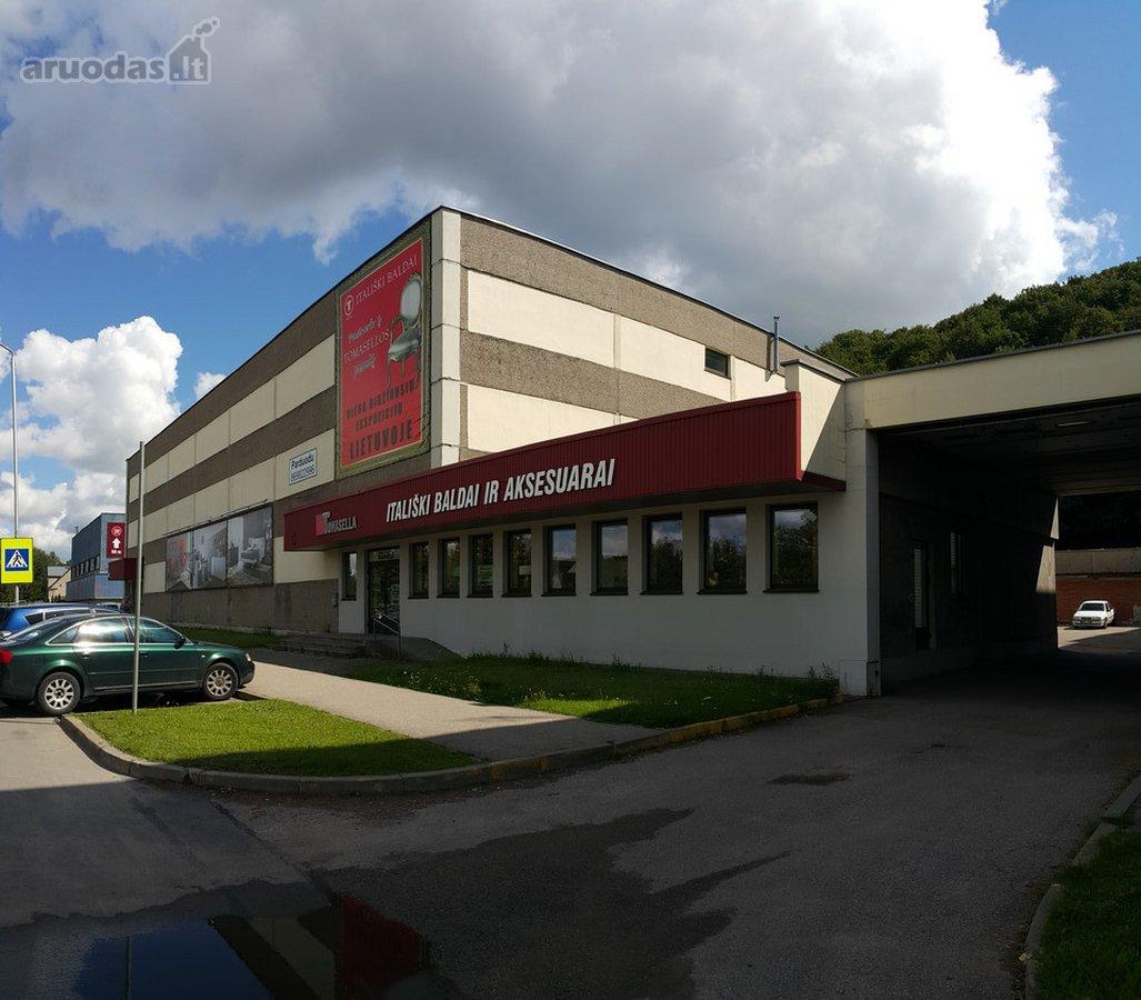 Kaunas, Centras, Jonavos g., biuro, prekybinės, paslaugų, sandėliavimo, gamybinės paskirties patalpos
