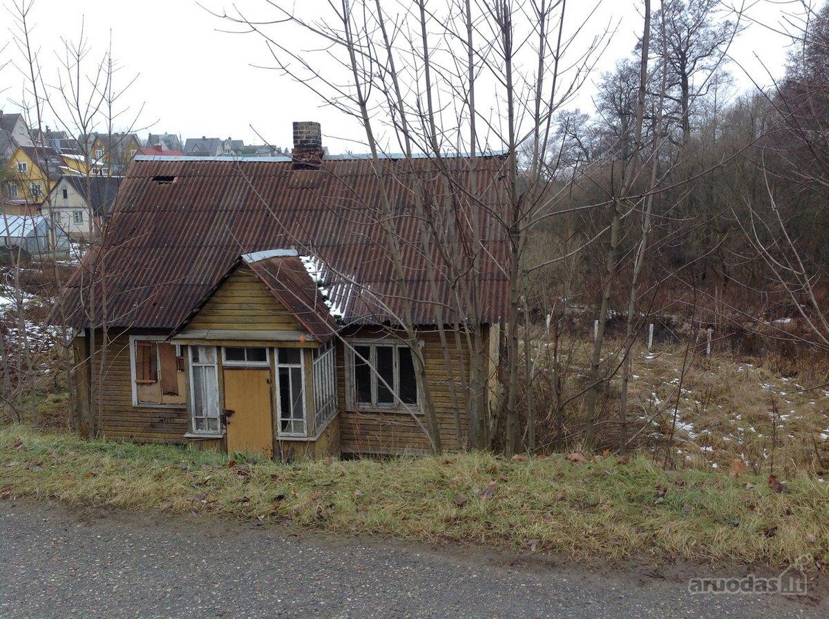 Anykščių m., Gegužės g., medinis namas
