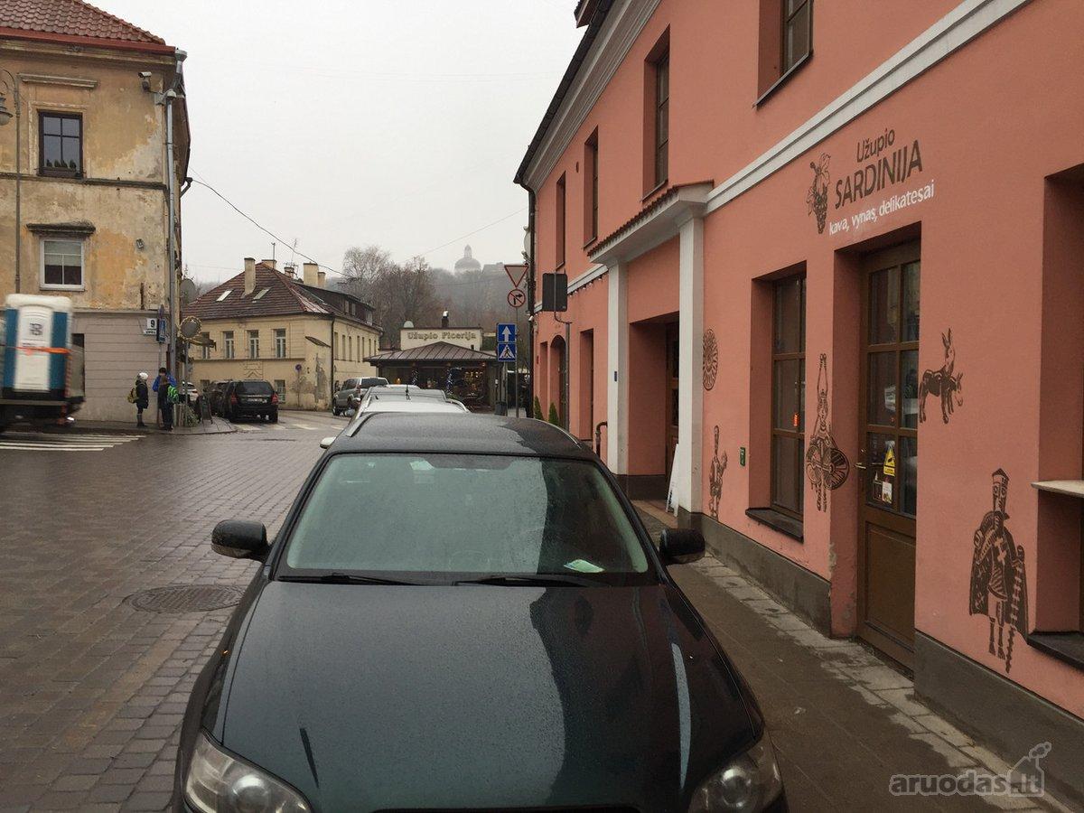 Vilnius, Užupis, Užupio g., prekybinės, paslaugų paskirties patalpos nuomai