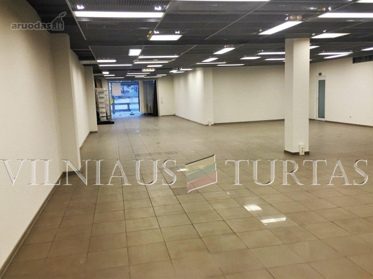 Vilnius, Šeškinė, Ukmergės g., prekybinės paskirties patalpos nuomai