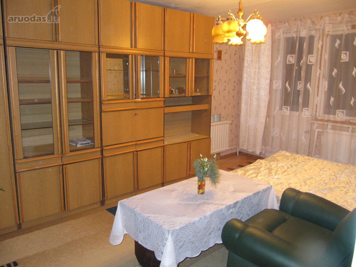 Vilnius, Jeruzalė, Bitininkų g., 1 kambario buto nuoma