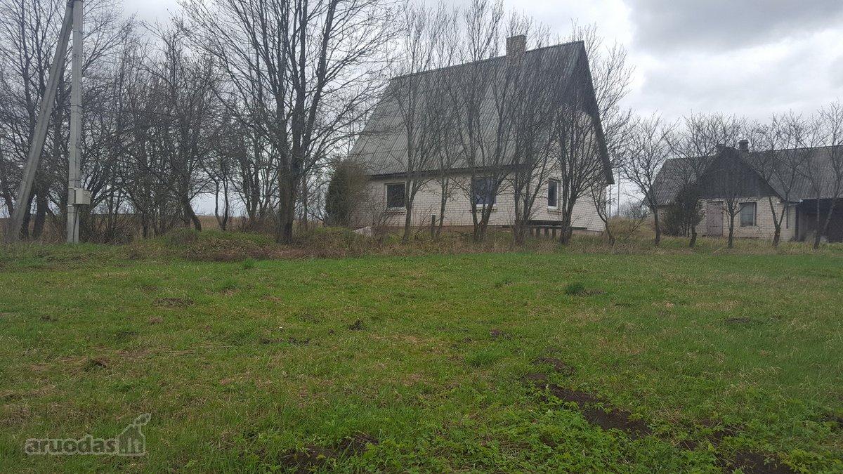 Vilniaus r. sav., Sudervės k., Vilniaus g., mūrinis namas