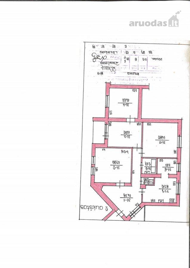 Druskininkų sav., Druskininkų m., Ateities g., 4 kambarių butas