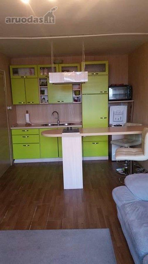Klaipėda, Vėtrungė, Taikos pr., 2 kambarių buto nuoma