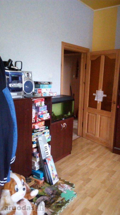 Kauno r. sav., Domeikavos k., Neries g., 3 kambarių butas