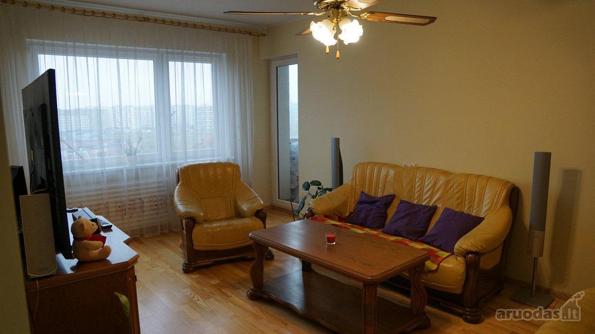 Vilnius, Pašilaičiai, Gabijos g., 3 kambarių buto nuoma