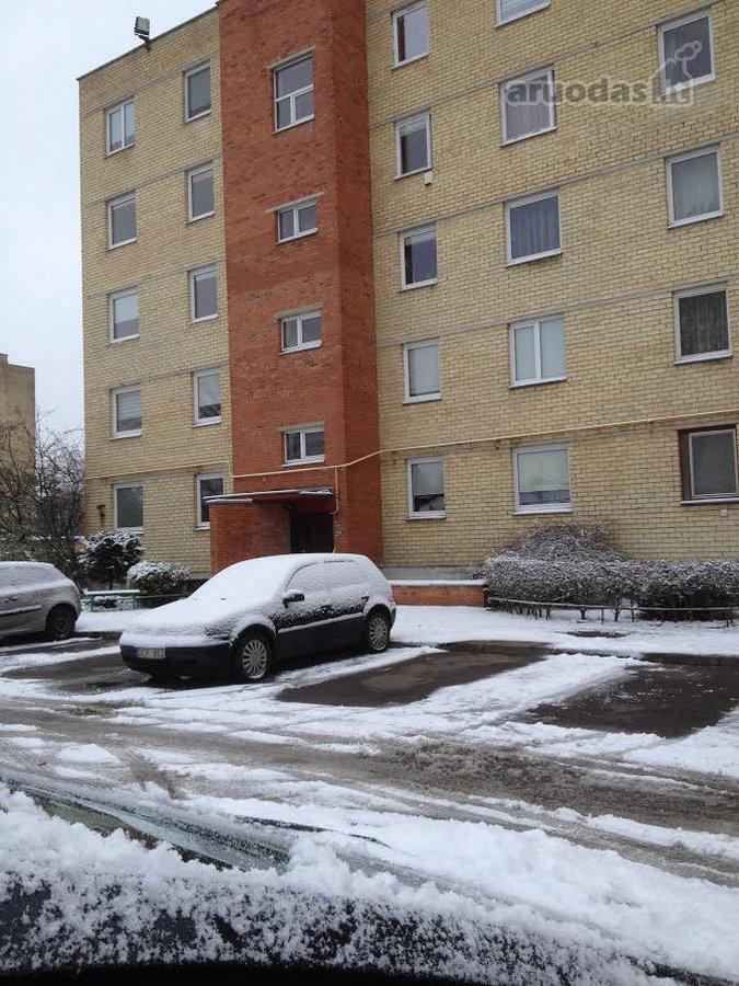 Kaunas, Dainava, Pašilės g., 3 kambarių butas