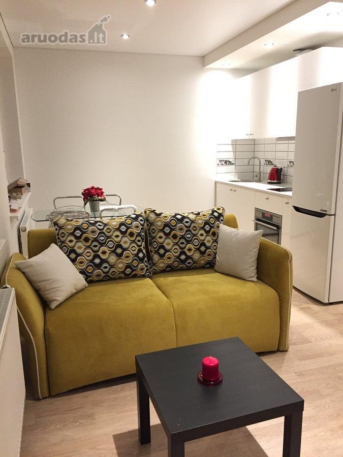 Vilnius, Žirmūnai, Kazio Ulvydo g., 1 kambario buto nuoma