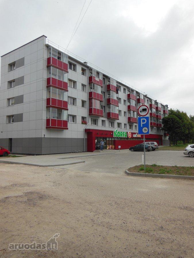 Jonavos r. sav., Ruklos mstl., Karaliaus Mindaugo g., 3 kambarių butas