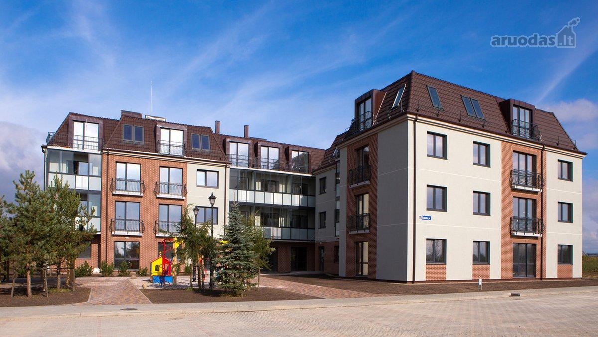 Klaipėda, Miškas, Šiaurės pr., 2 kambarių butas