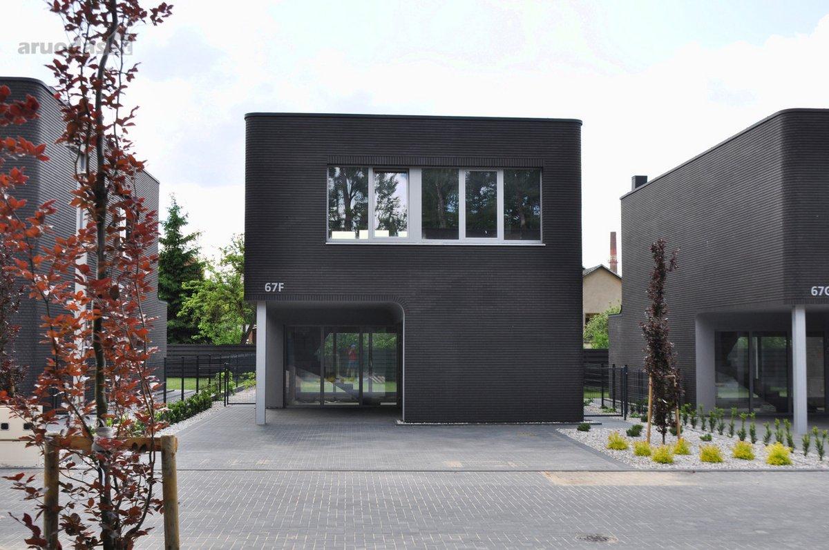 Kaunas, Žaliakalnis, Lazūnų g., mūrinis namas