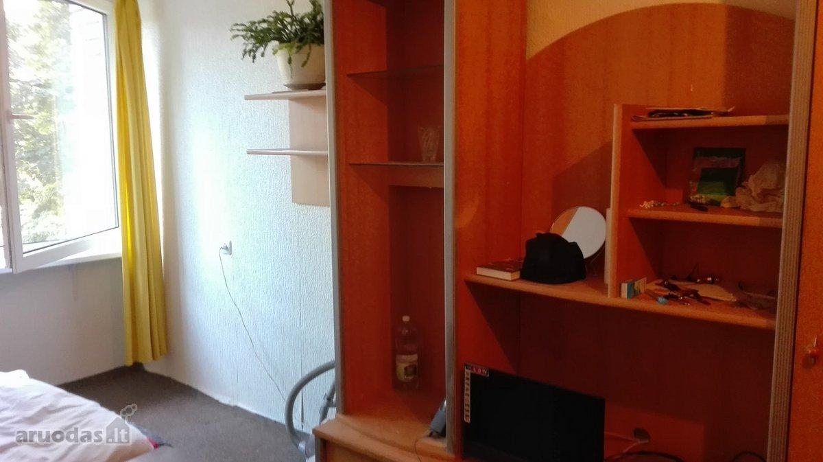 Vilnius, Naujamiestis, Algirdo g., 1 kambario buto nuoma