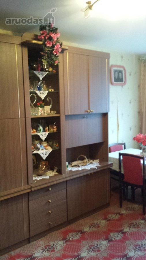 Klaipėda, Mažasis kaimelis, Panevėžio g., 1 kambario butas