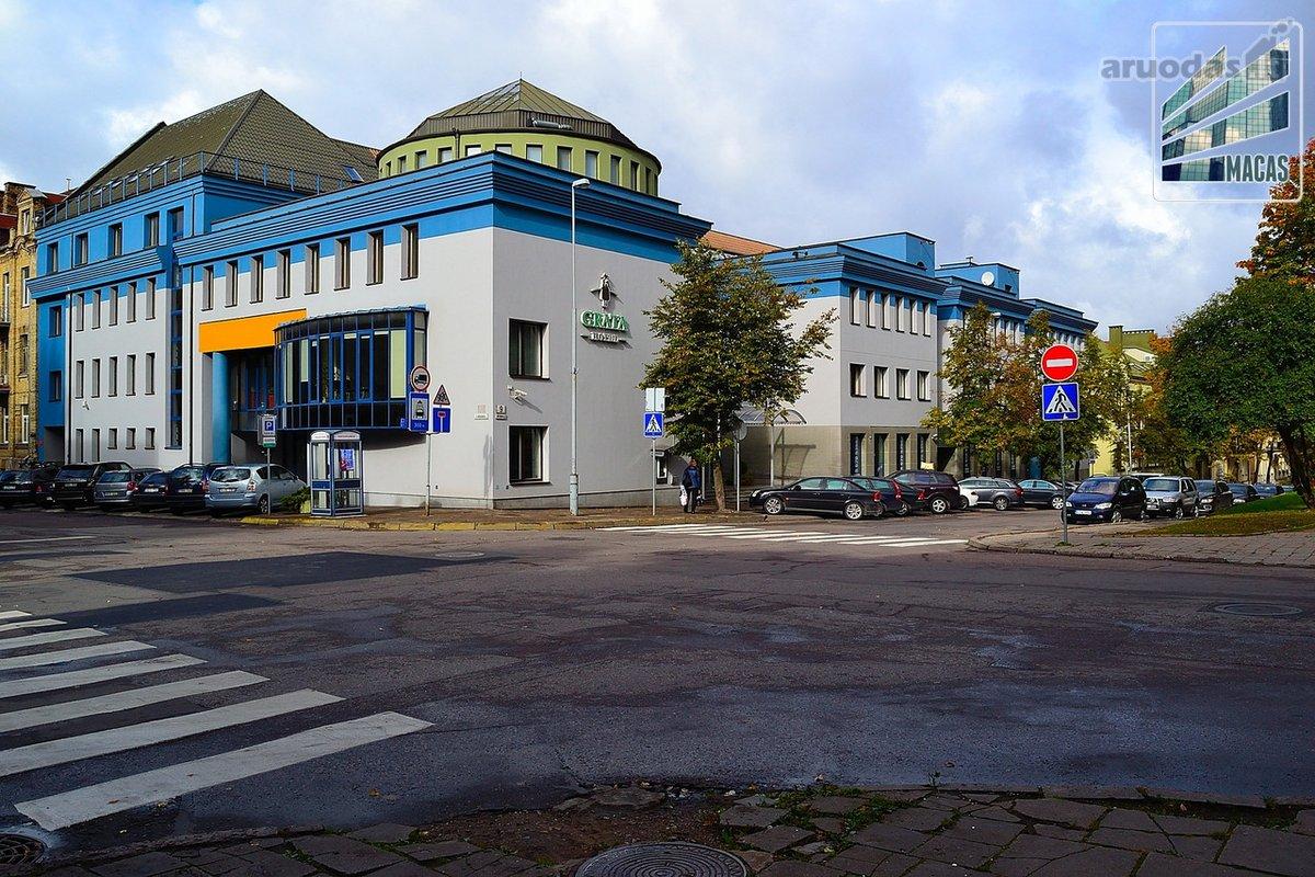 Vilnius, Naujamiestis, Vytenio g., biuro, prekybinės, paslaugų, kita paskirties patalpos nuomai