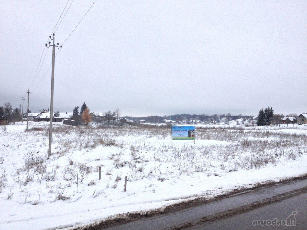 Vilnius, Antežeriai, Žirgo g., namų valdos, komercinės paskirties sklypas