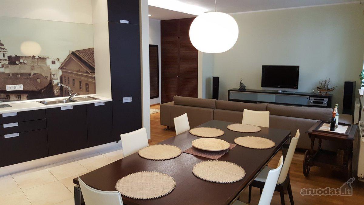Vilnius, Senamiestis, Mėsinių g., 2 kambarių butas