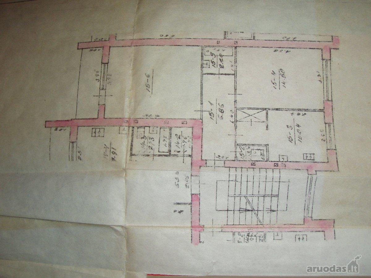 Švenčionių r. sav., Švenčionėlių m., Žilvičių g., 2 kambarių butas