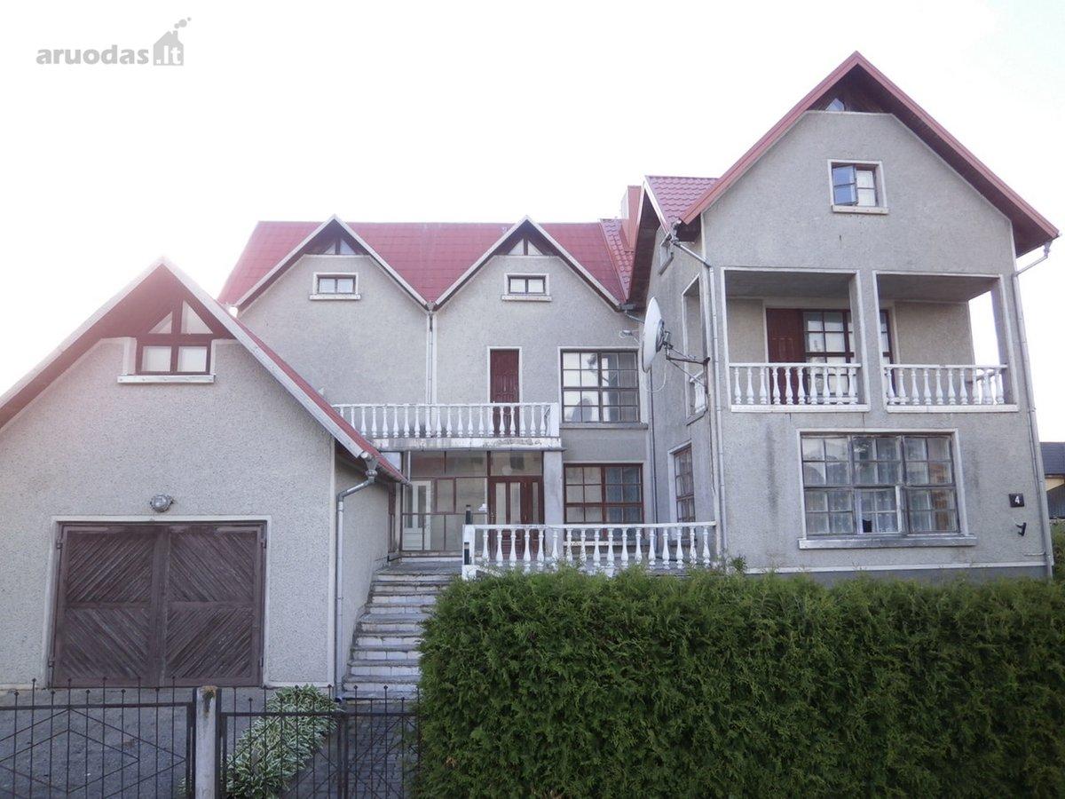 Klaipėda, Paupiai, Saulėtekio g., mūrinis namas