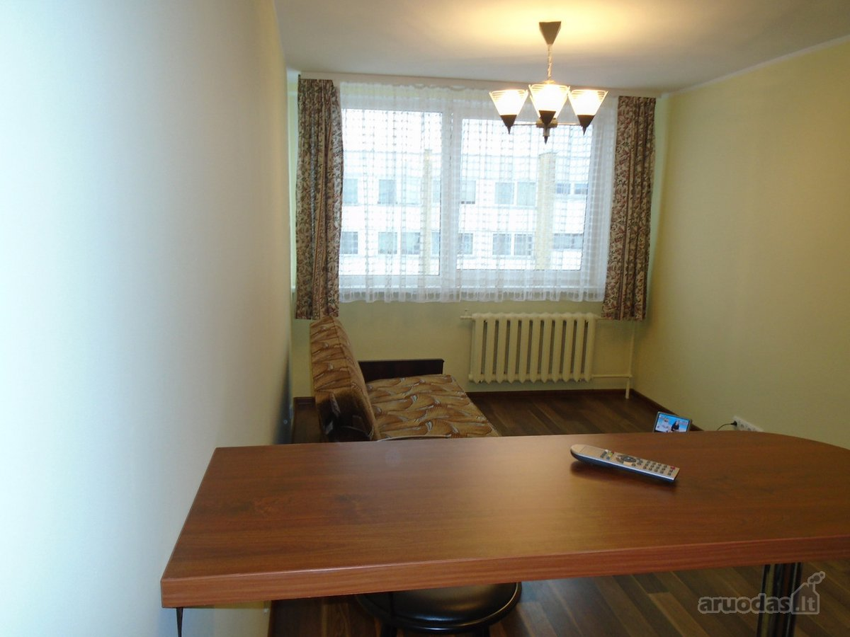 Vilnius, Žirmūnai, Kareivių g., 1 комнаты квартира