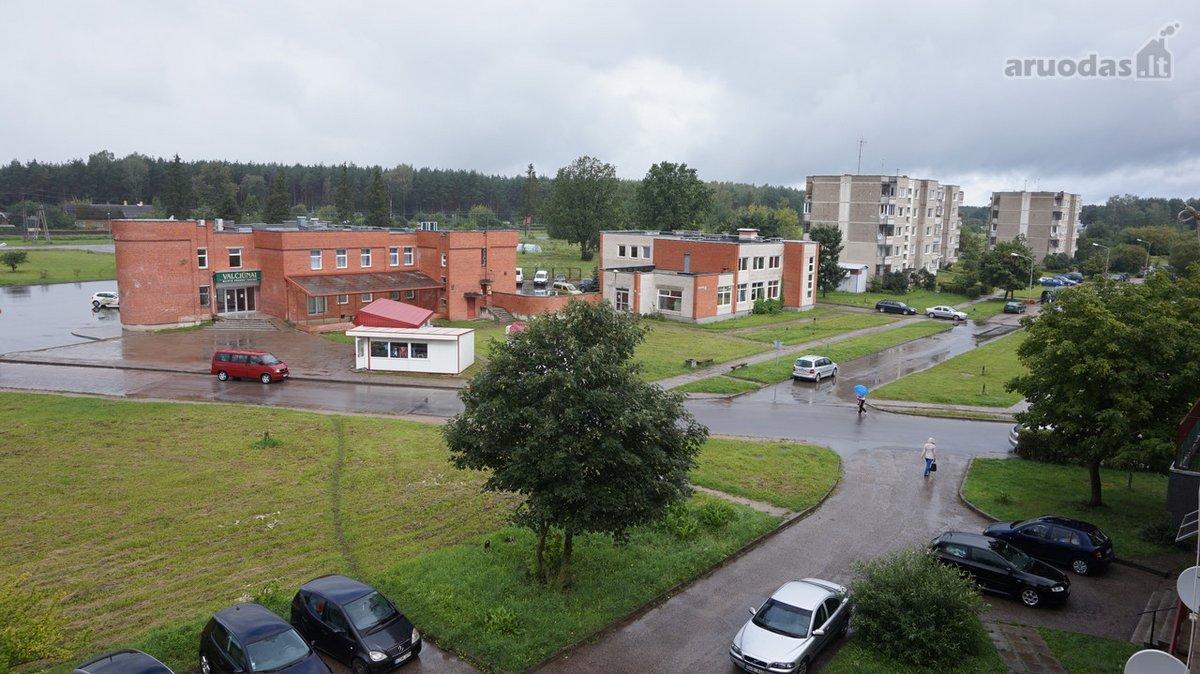 Vilniaus r. sav., Valčiūnų k., Miško g., 2 kambarių butas